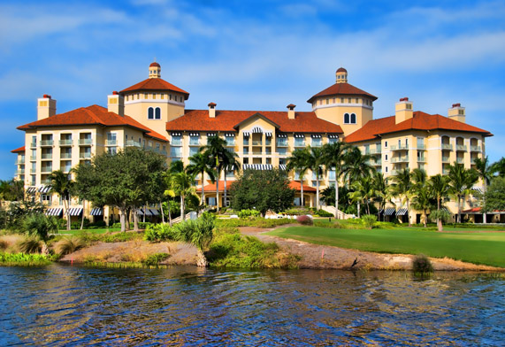 Naples Golf Lodging and Hotels