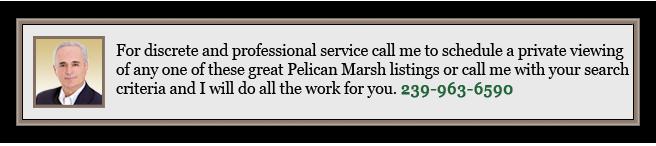 Pelican Marsh Real Estate