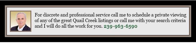 quail creek real estate