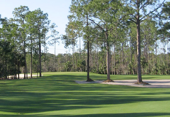Hideout Golf Course Naples, Florida