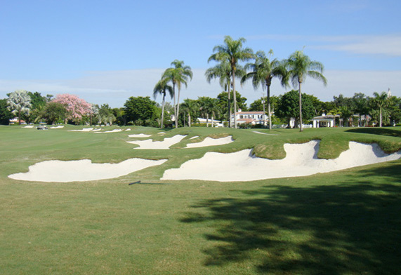 Hole-in-the-Wall Golf Course Naples, Florida
