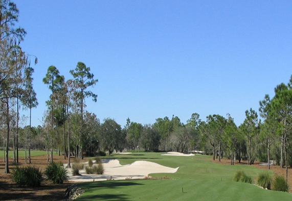 Naples National Golf Course in Naples, Florida