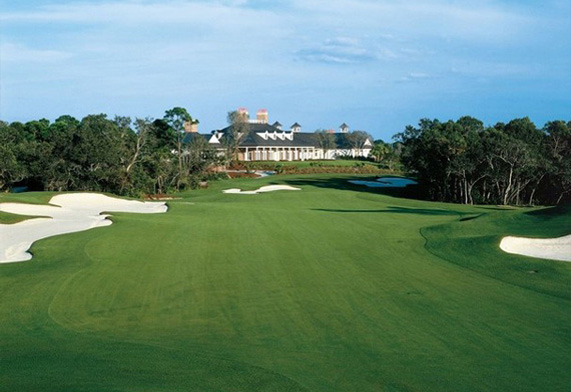 The Old Collier Golf Club in Naples, Florida
