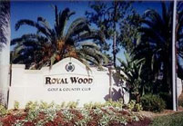 Royal Wood golf real estate in Naples, Florida