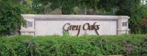 Grey Oaks golf real estate in Naples, Florida