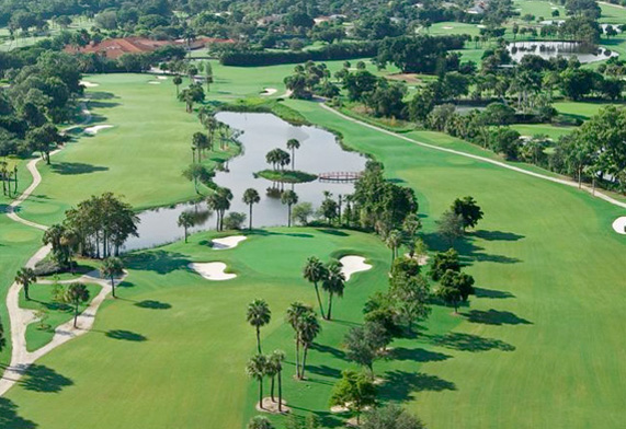 The Country Club of Naples in Naples, Florida