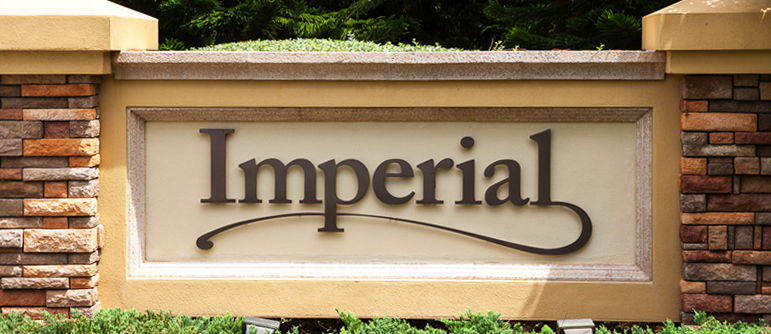 Imperial equity golf real estate in Naples, Florida