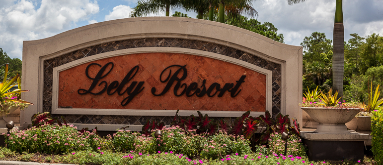 Lely Resort equity golf real estate in Naples, Florida