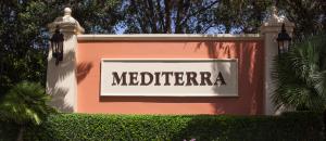 Mediterra golf real estate in Naples, Florida