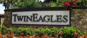 Twin Eagles equity golf real estate in Naples, Florida