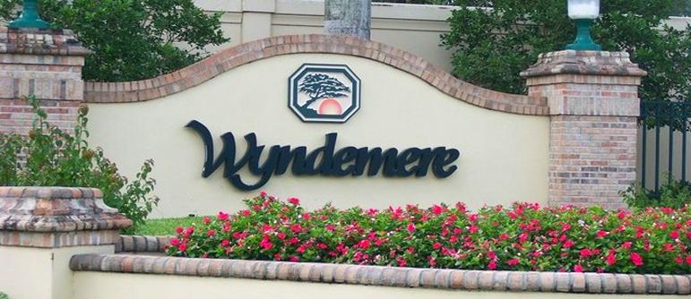 Wyndemere Golf Real Estate in Naples, Florida