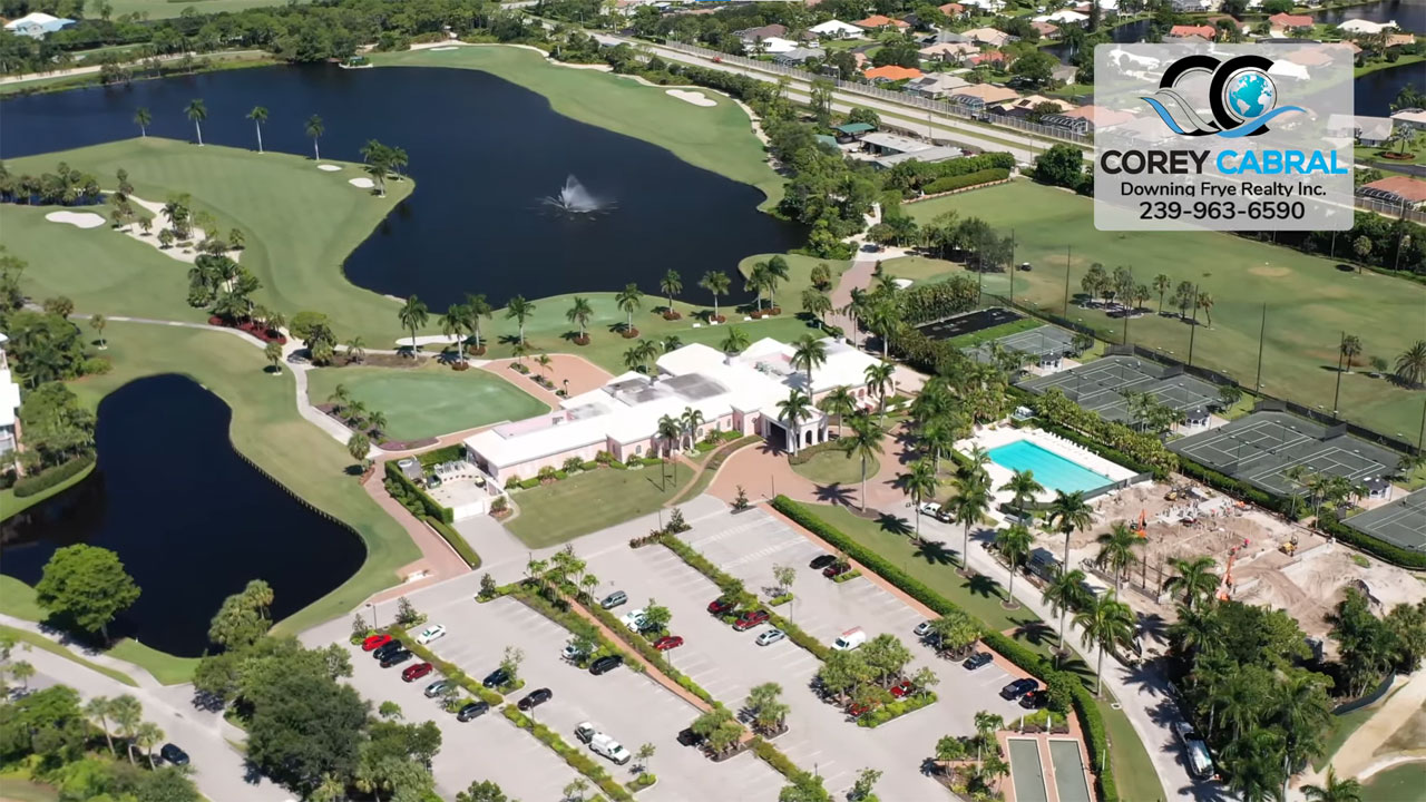 Audubon Golf Real Estate for Sale in Naples, Florida