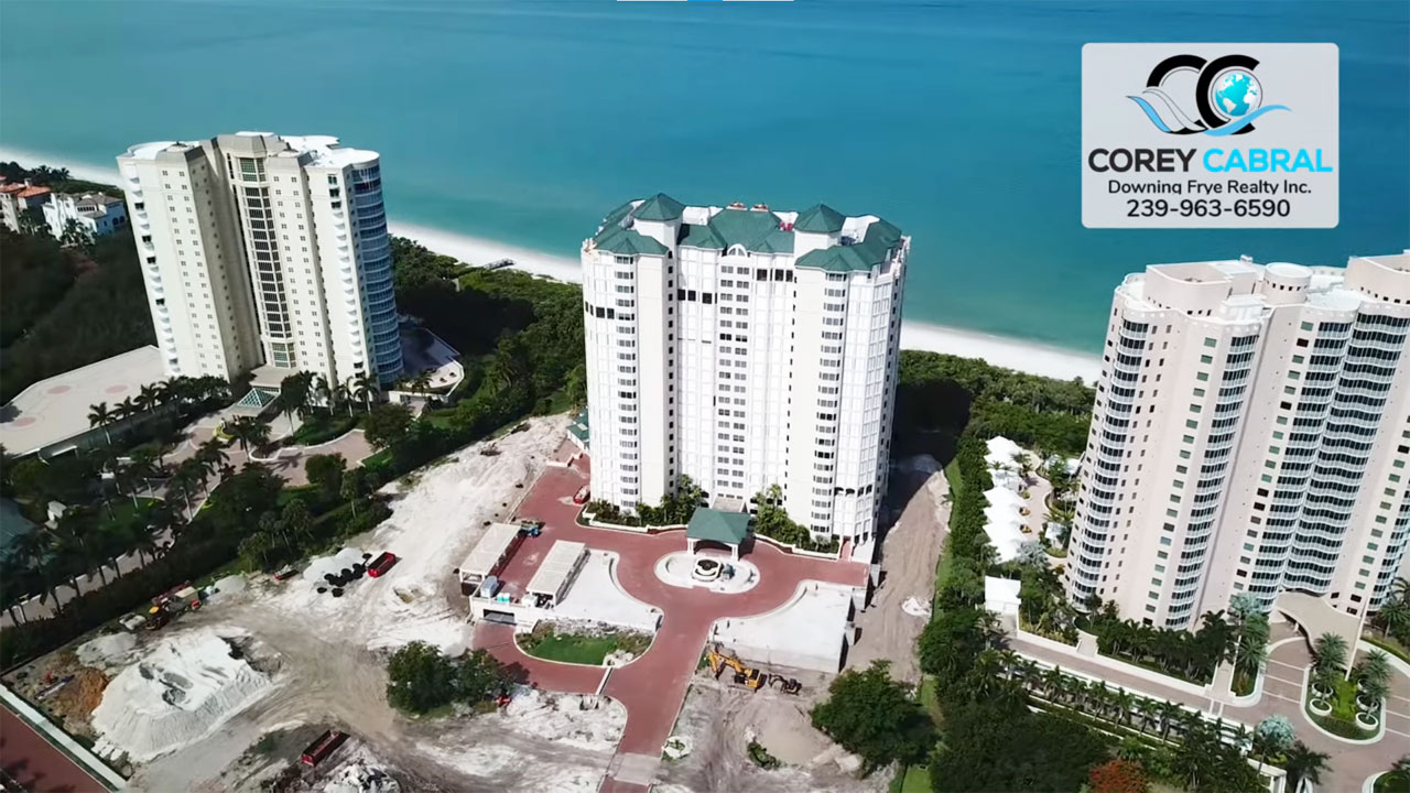Carlysle at Bay Colony Real Estate Condos for Sale in Naples, Florida
