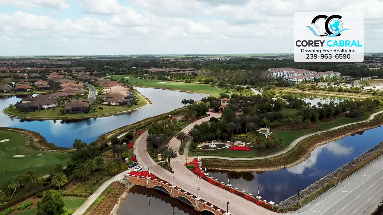 Esplanade Real Estate Homes and Condos For Sale in Naples, Florida