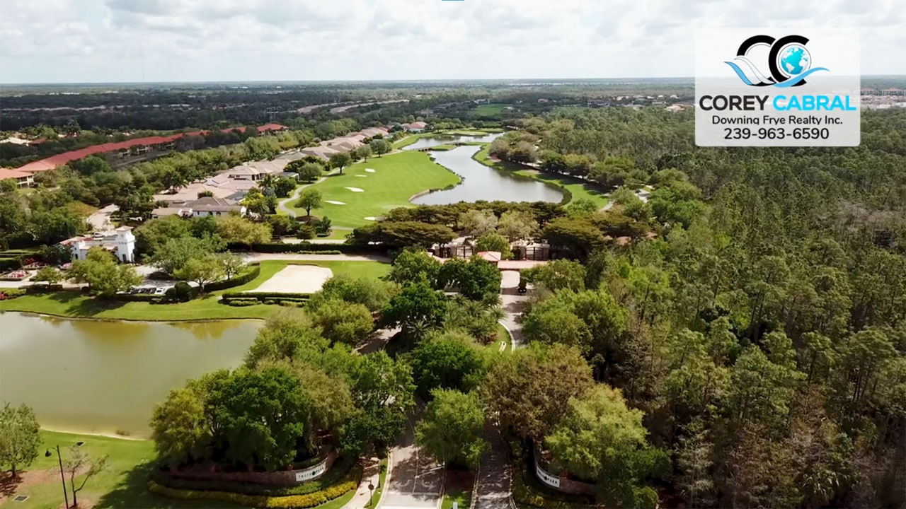 Talis Park Real Estate Homes and Condos For Sale in Naples, Florida