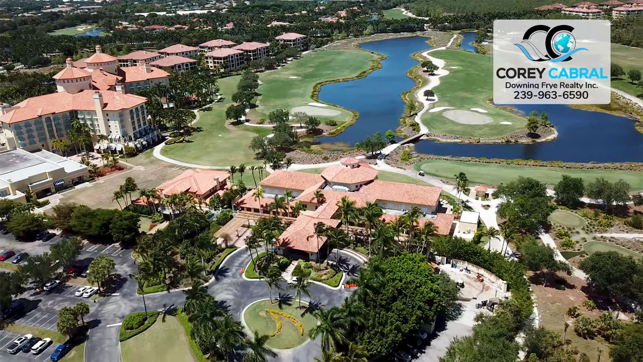 Tiburon Real Estate Homes and Condos for Sale in Naples, Florida