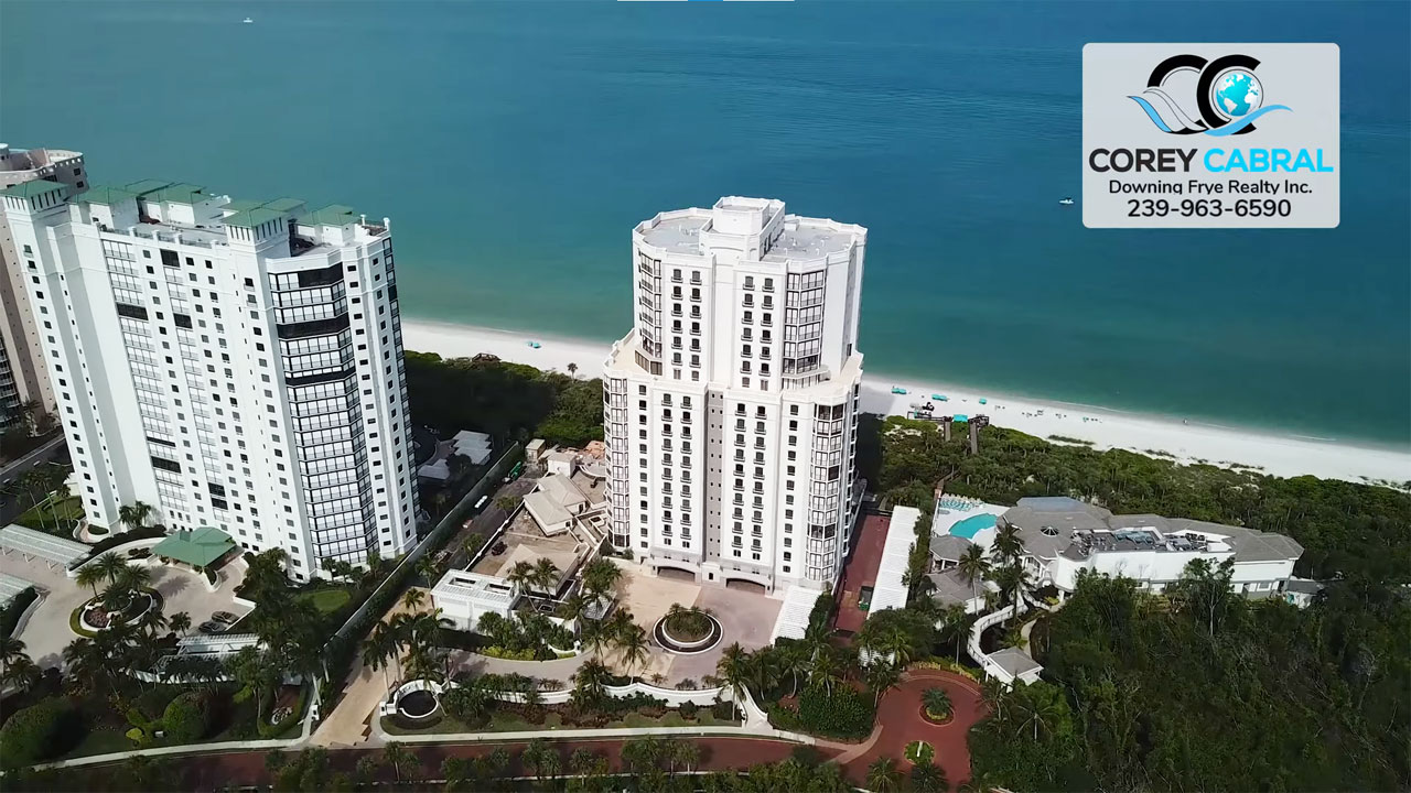 Windsor at Bay Colony Real Estate Condos for Sale in Naples, Florida