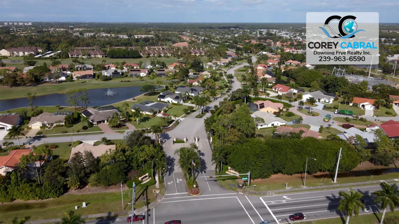 Foxfire Golf Real Estate in Naples, Florida