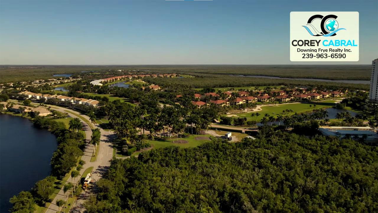 Hammock Bay Real Estate in Naples, Florida