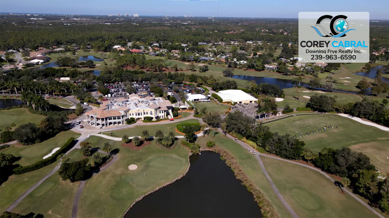 Imperial Golf & Country Club Real Estate in Naples, Florida