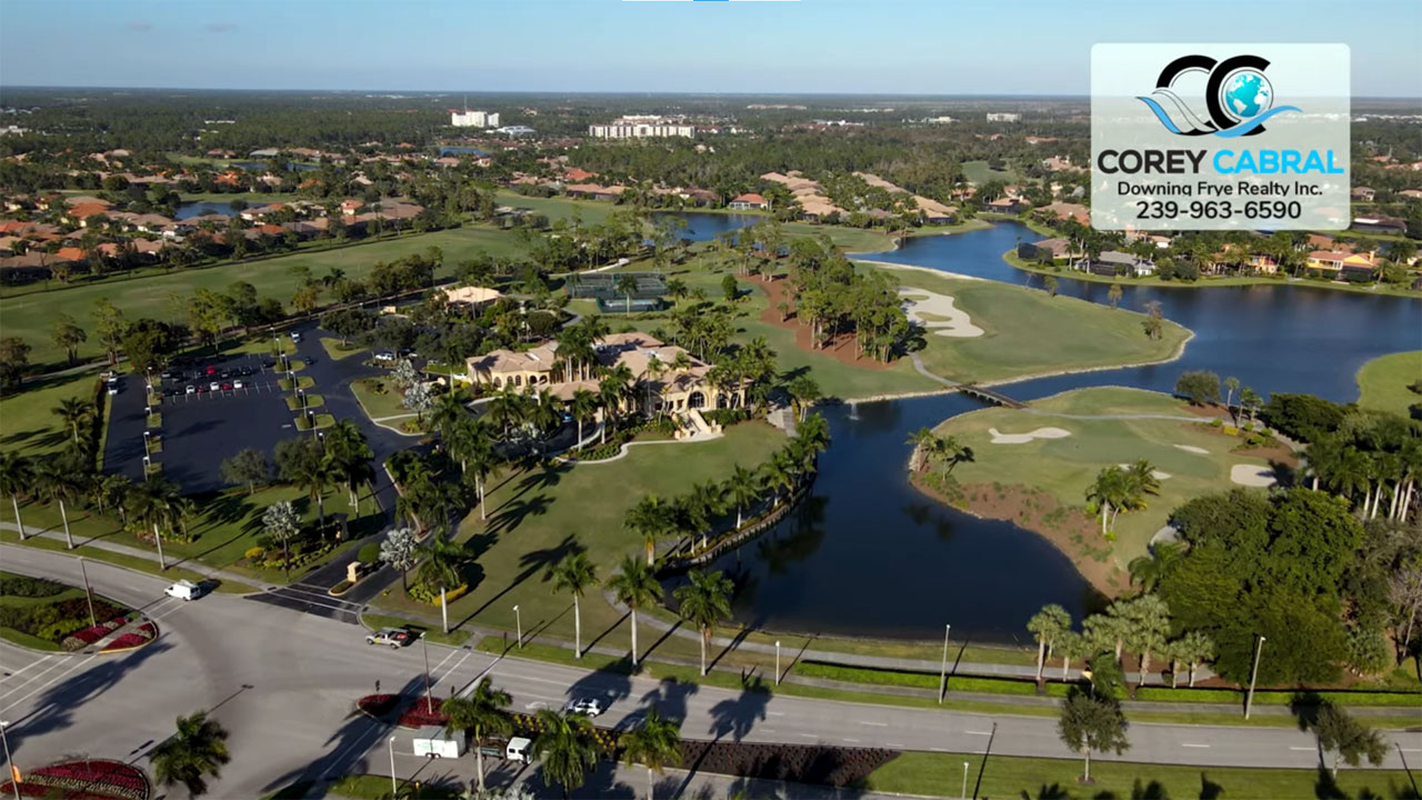 Lely Resort Golf & Country Club Real Estate in Naples, Florida