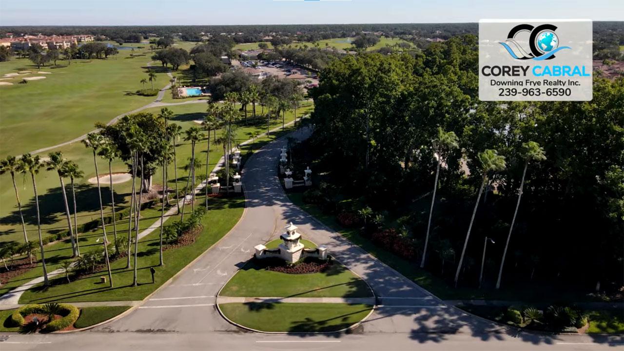 Vineyards Golf Real Estate in Naples, Florida