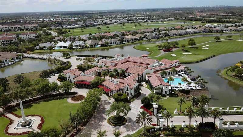 Naples Luxury Golf Real Estate Videos